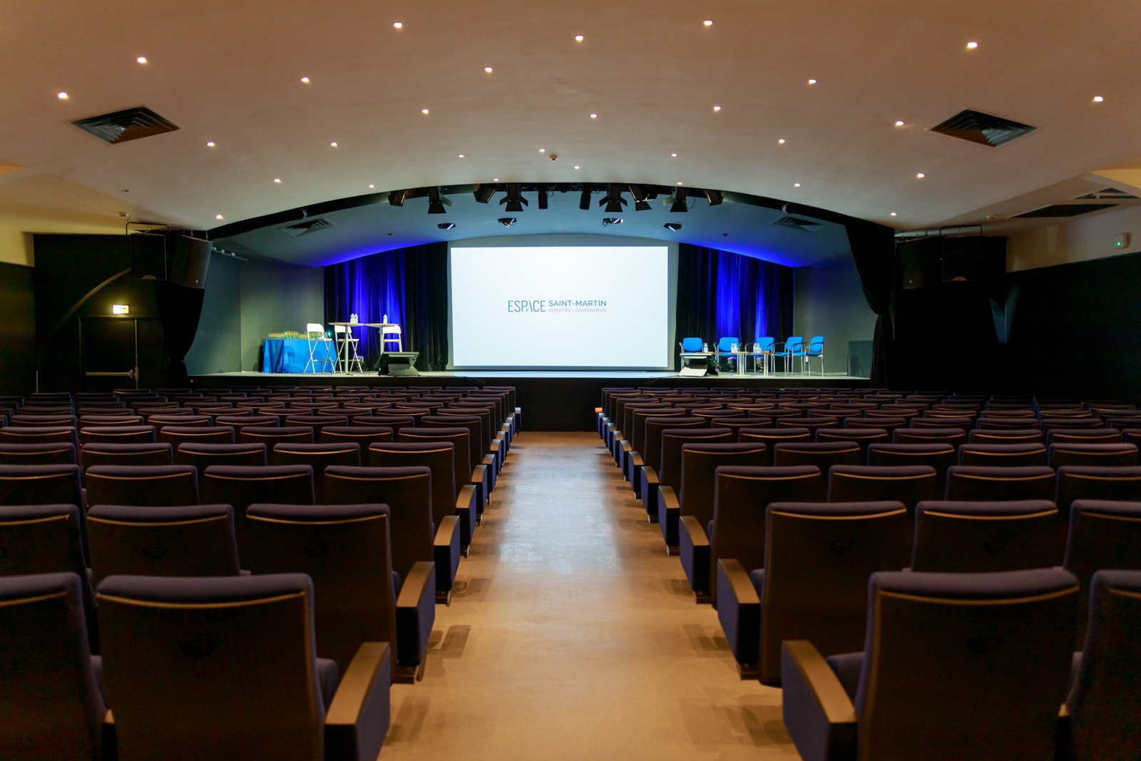 Auditorium, salle de spectacle à Paris