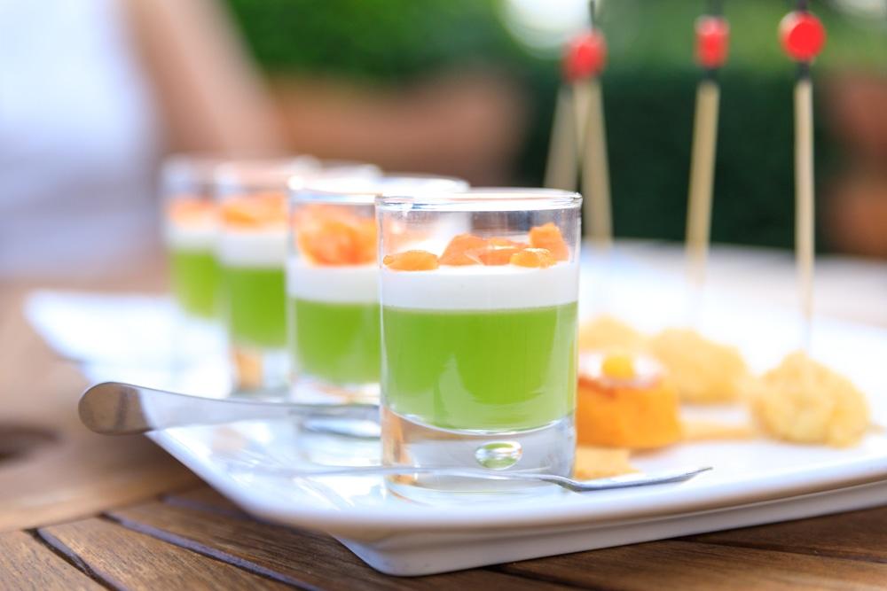 Appéritils au cocktail